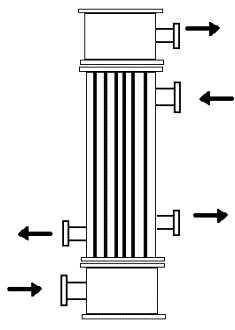 Multi-component Condenser (MESK)